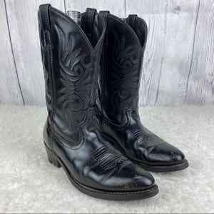 "Laredo 12"" Paris Western Boots 4240 Cowboy Rodeo"